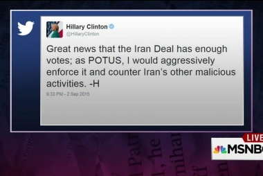 Obama clinches Iran deal