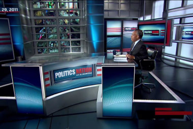 Rev. Sharpton announces PoliticsNation change