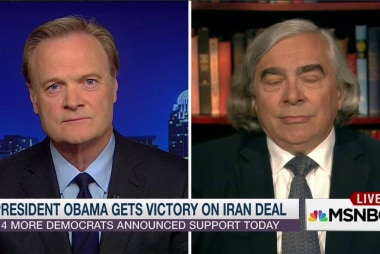 Pres. Obama secures victory on Iran deal