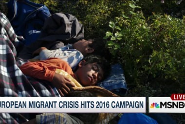 Migrant crisis hits 2016 U.S. election