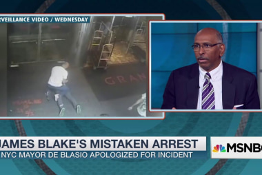 What James Blake's arrest means for others
