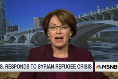 The US' response to the Syrian refugee crisis