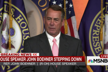 Maxine Waters on Boehner's ups and downs