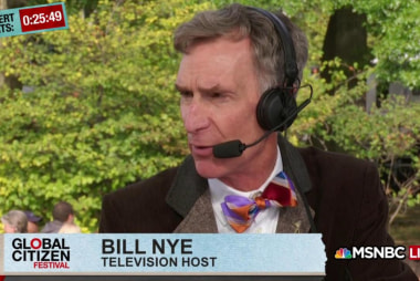 Bill Nye on how climate change impacts food