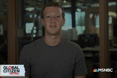 Mark Zuckerberg on the importance of...