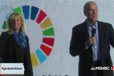 Biden: We have to be a light to the world
