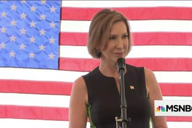Fiorina fudges the facts