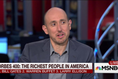 Forbes ranks the richest Americans