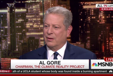Chris Hayes one-on-one with Al Gore