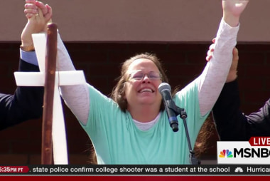 Vatican distances itself from Kim Davis