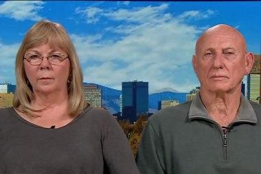 Parents of Aurora shooting victim speak out