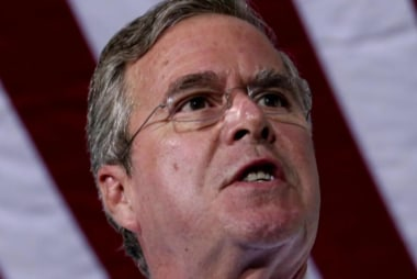 Bush up in Latest NH Poll