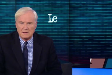 Chris Matthews on 'historic rupture' in GOP