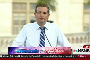 Ted Cruz, sleeper candidate?
