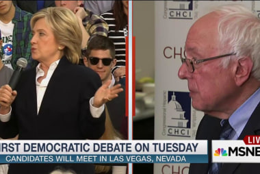 Candidates prep for first Democratic debate