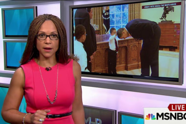 MHP: Obama can't simply 'fix' the racial...