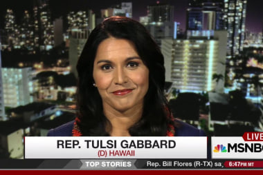 Rep. Gabbard disinvited from Democratic...
