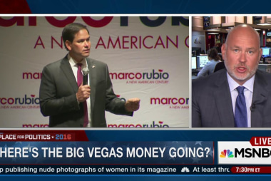 Will Sheldon Adelson bet on Rubio?
