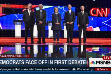 Democratic debate: Ranking winners by issue