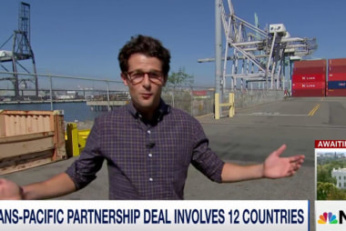 Breaking down the TPP deal