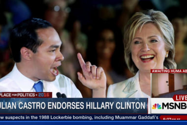 Castro: Clinton has good record with Latinos