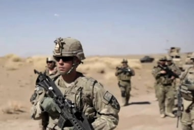 How will the Afghanistan war affect 2016?
