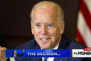 Biden watch: Will he or won't he?