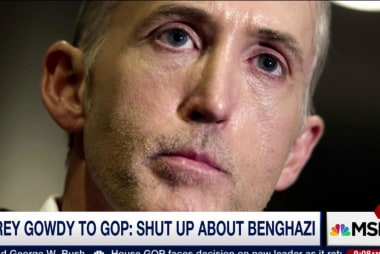 Benghazi committee under scrutiny