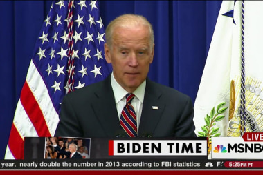 Is it finally decision time for Joe Biden?