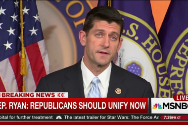 Ryan will run for speaker - with conditions