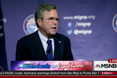 Struggling Jeb Bush cuts back