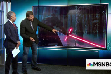 Neil Degrasse Tyson fact checks 'Star Wars'