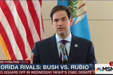 Could Rubio become establishment's choice?
