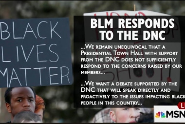 Black Lives Matter movement faces big...
