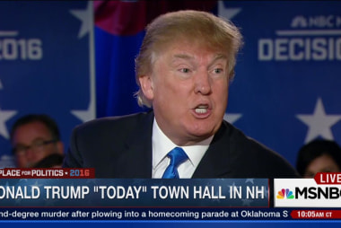 Donald Trump town hall