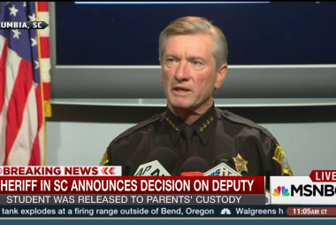 Sheriff: Officer Fields terminated