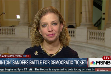 Schultz: I'm so proud of the Dem candidates