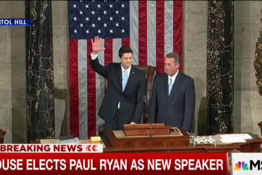 Scarborough: Ryan brings hope to Congress