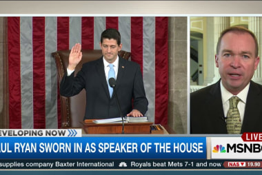 Ryan's election a 'positive & unifying event'