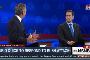 Tough reviews for Jeb Bush after CNBC debate