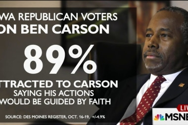How Carson's redemption story is fueling...
