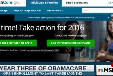 Affordable Care Act celebrates milestone