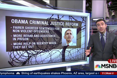 The president's justice reform push