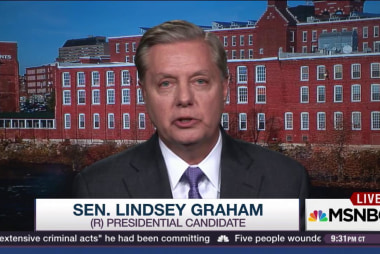 Graham: 'You can't buy New Hampshire'