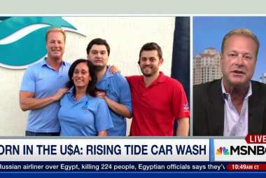 Born in the USA: Rising Tide Car Wash