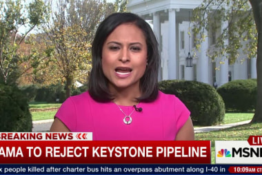 Obama to reject Keystone pipeline