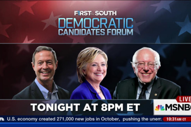 Democratic candidates to hold forum in...