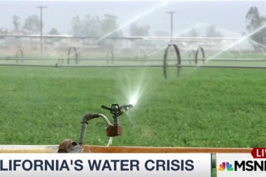 CA water crisis gets help from Silicon Valley