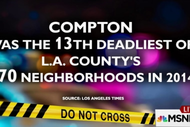 Lawsuit takes aim at Compton school district