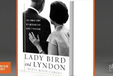 Lady Bird Johnson's political influence